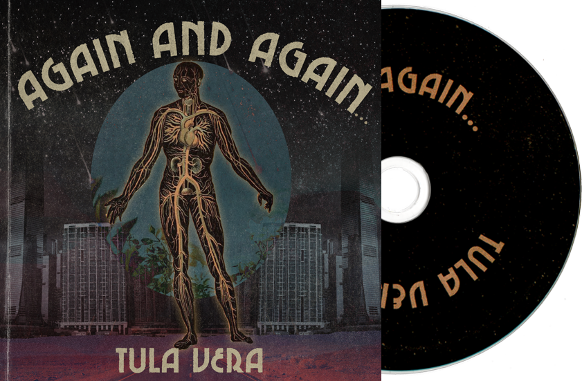Tula Vera Again And Again... CD